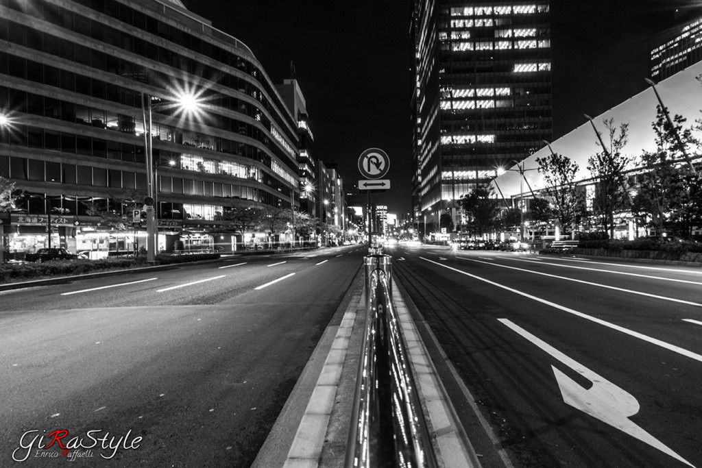 Tokyo-Central-Station-in-mezzo-alla-strada