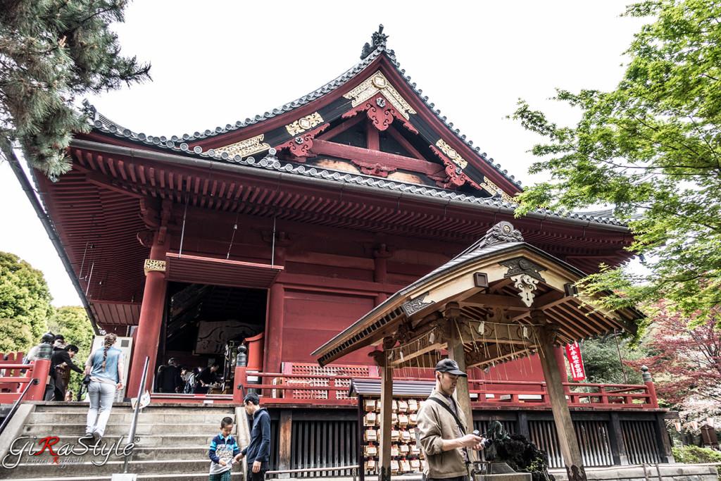Tempio-nel-parco-di-Ueno