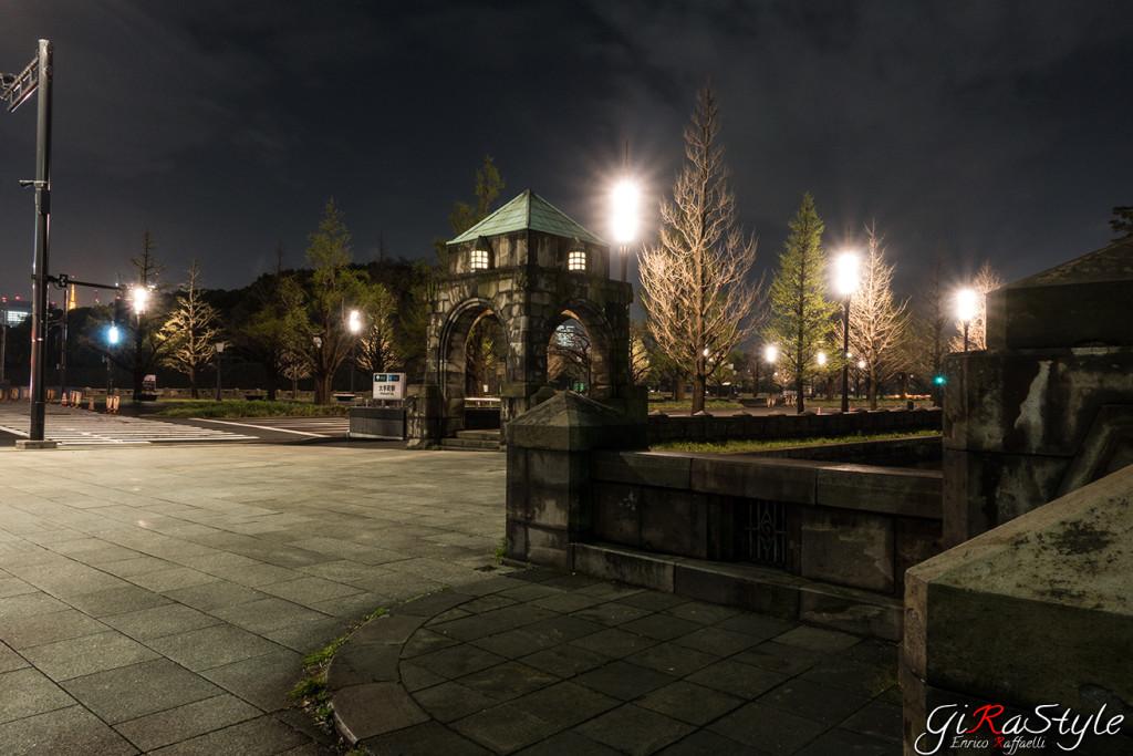 Ingresso Tokyo giardini Imperiali