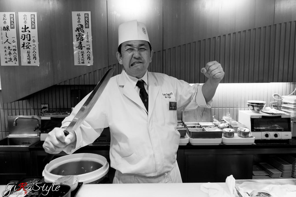 Sushi-samurai