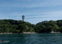 Sea Candle ad Enoshima