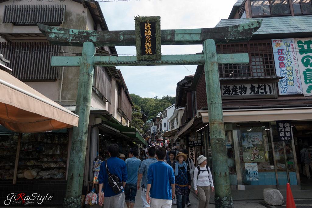 enoshima-gate