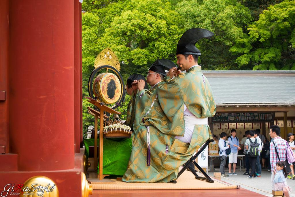 matrimonio a Kamakura