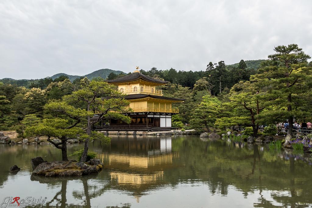 Tempio del Padiglione d'Oro a Kyoto