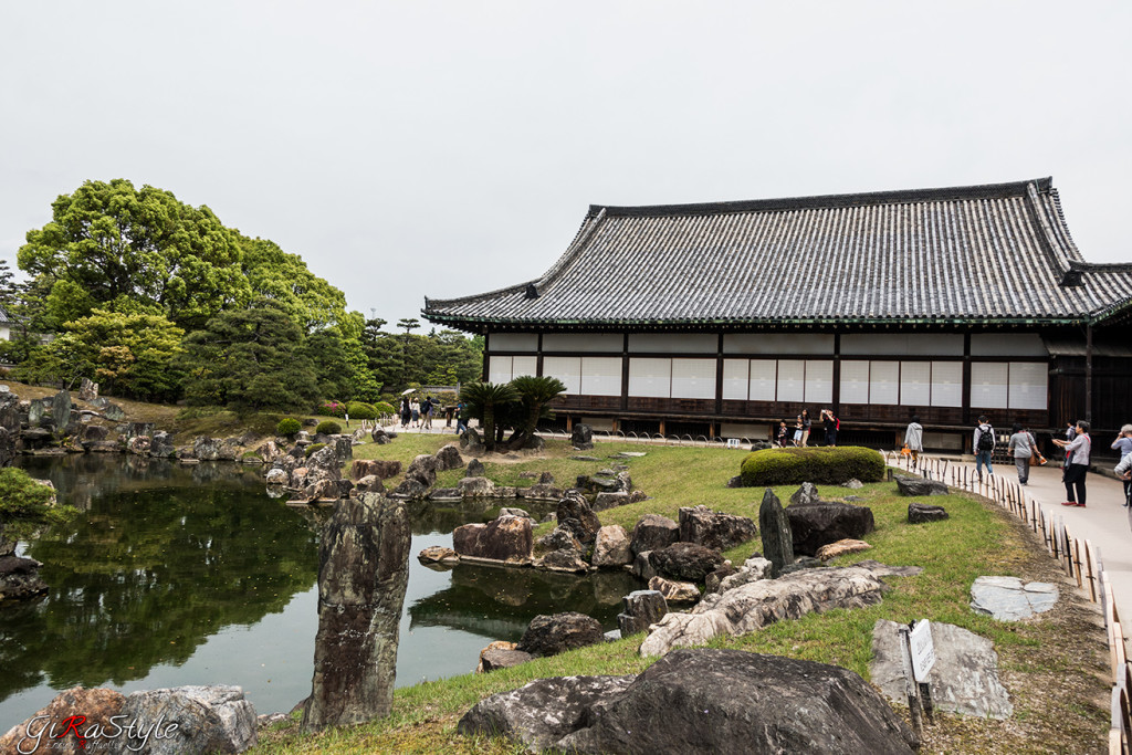 Castello Nijō Kyoto