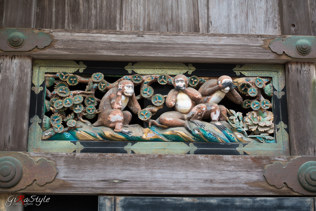 Le Scimmiette di Nikko