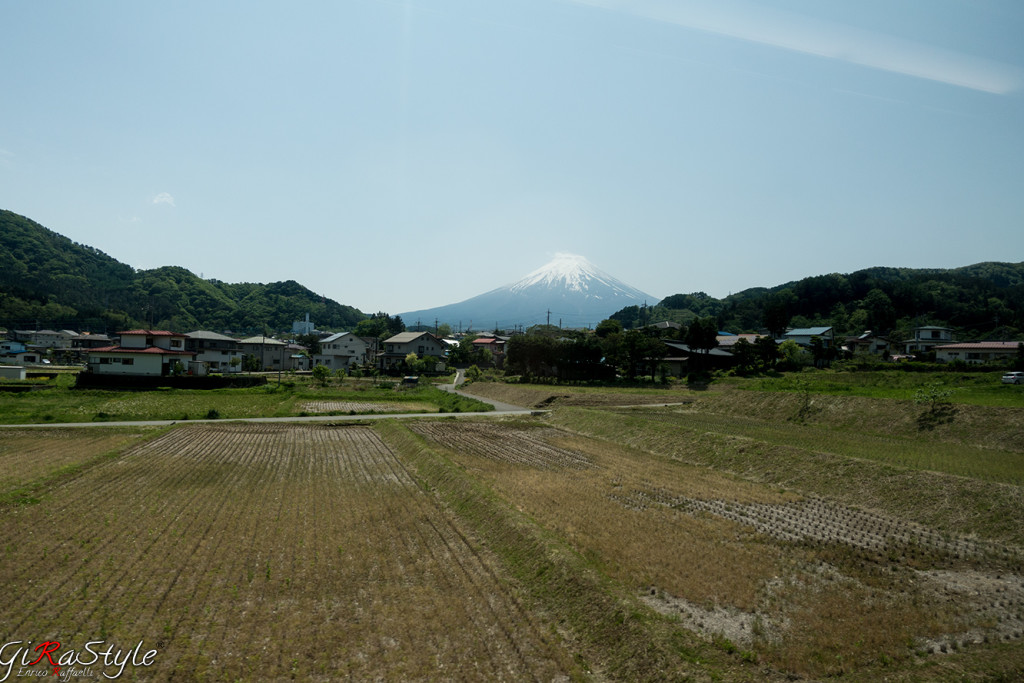 Visita del Monte Fuji