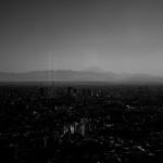 il Fuji visto da Tokyo