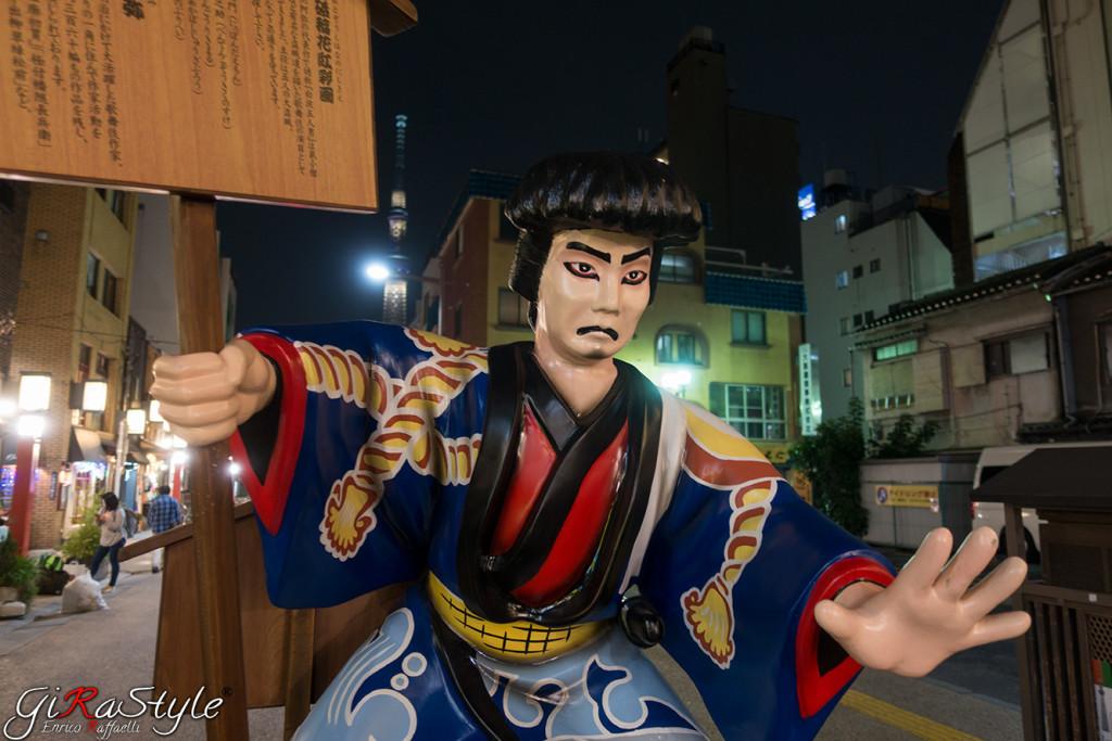 In Giappone la sicurezza è tangibile, la criminalità non è percepita.