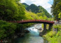 Nikko è famosa per il ponte rosso