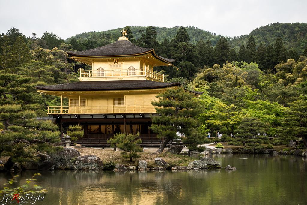 Padiglione d'Oro a Kyoto