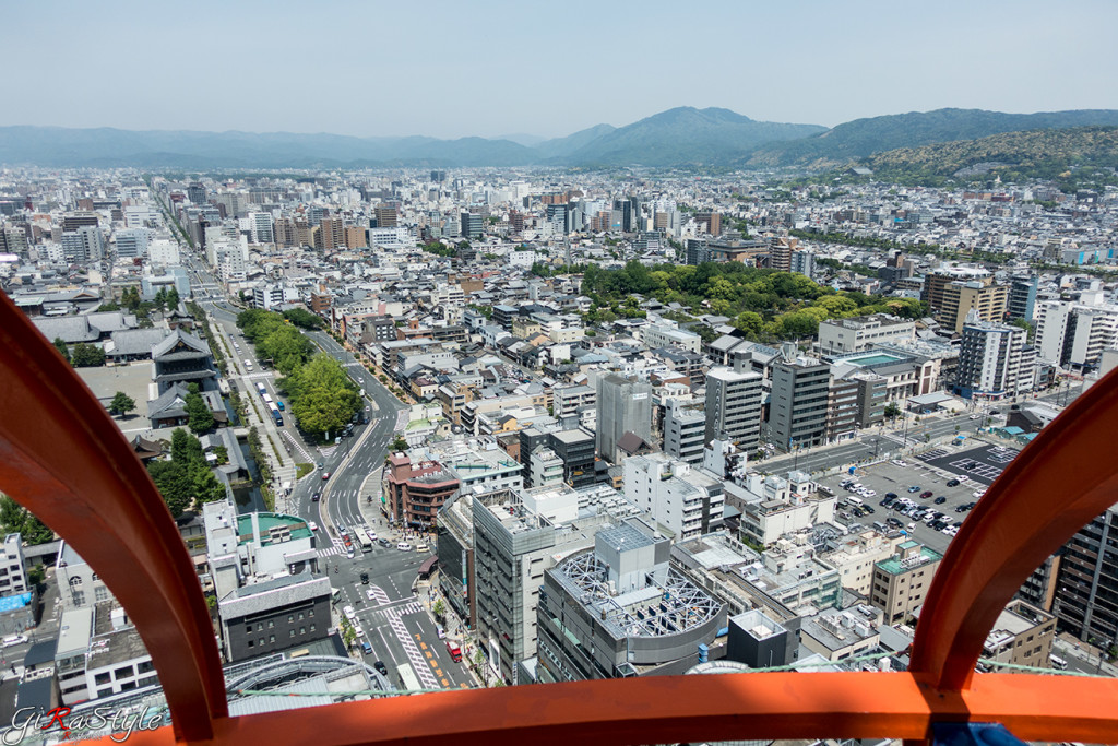 view-from-kyoto-tower