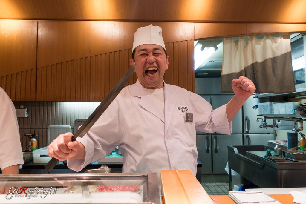 Maestro-di-Sushi