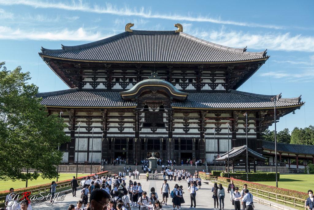 Tempio Todai-ji a Nara