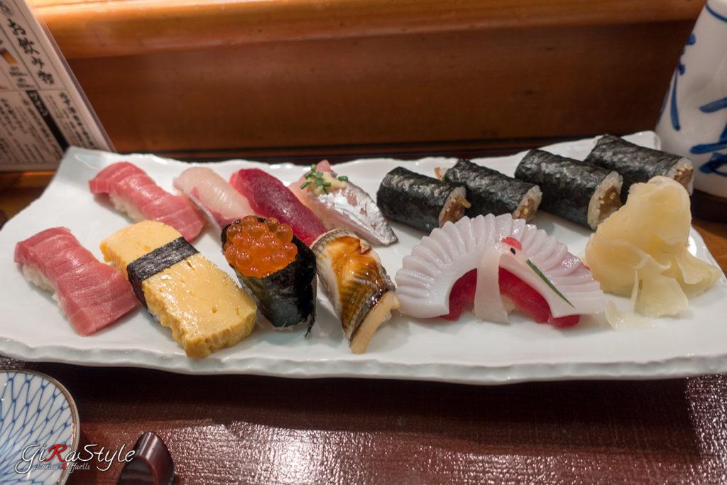 sushi-Gemma