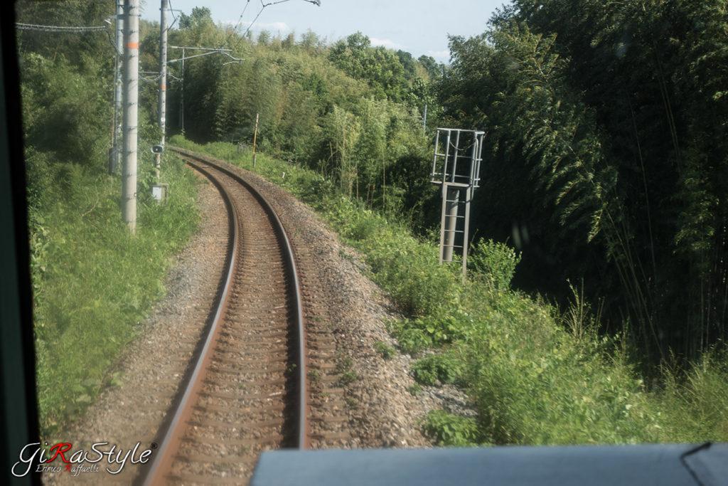 treno per Nara