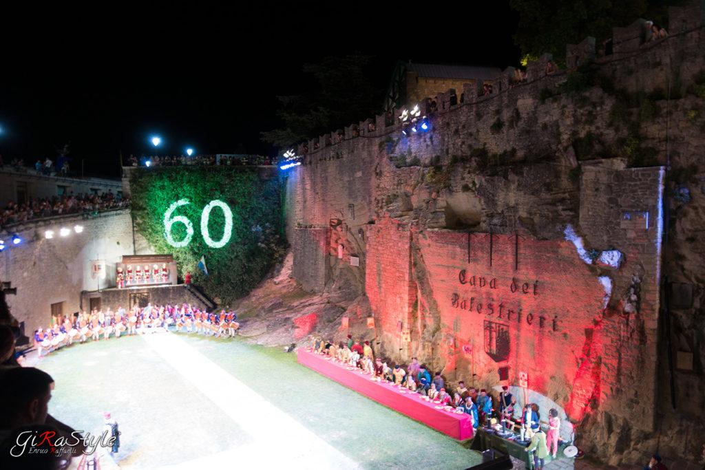 Cava dei Balestrieri San Marino in festa