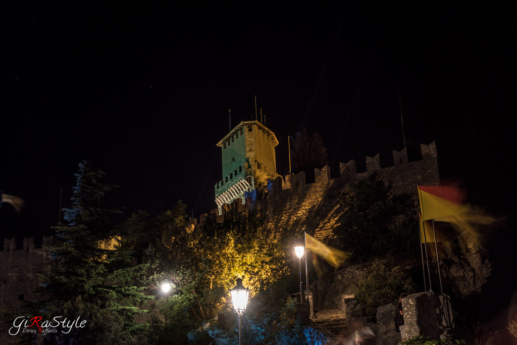 Foto della Prima Torre di San Marino