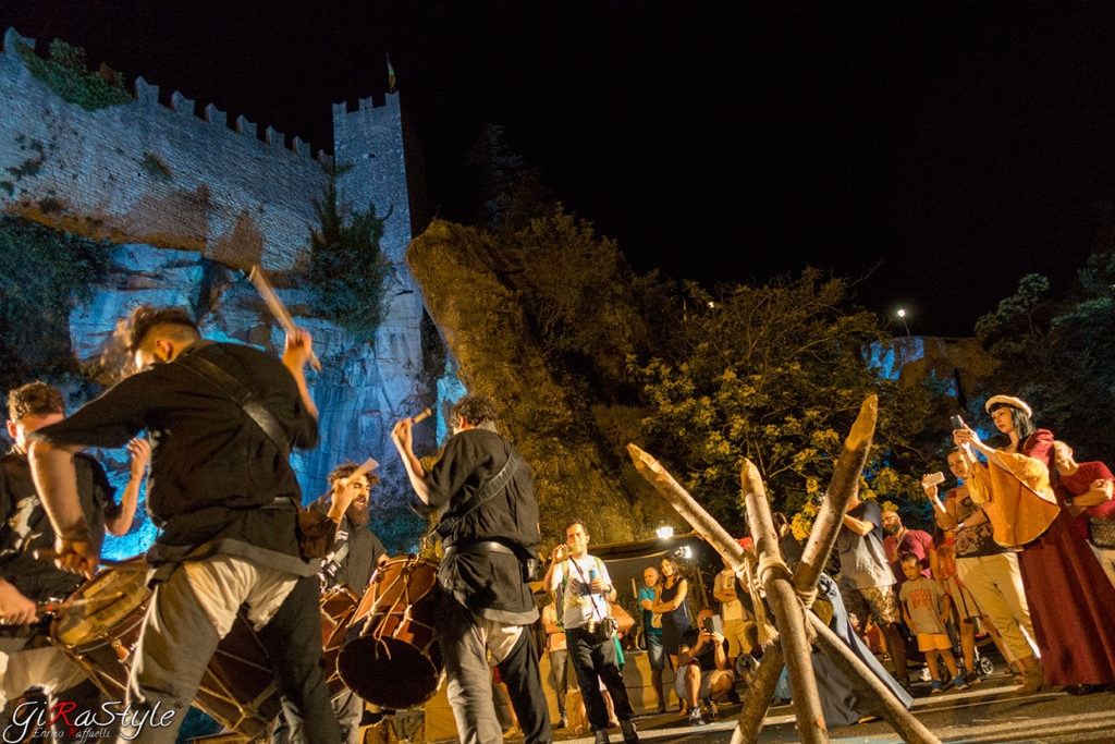San Marino giornate Medioevali