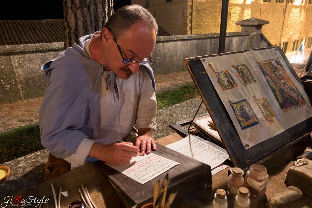 Giornate Medioevali antichi mestieri