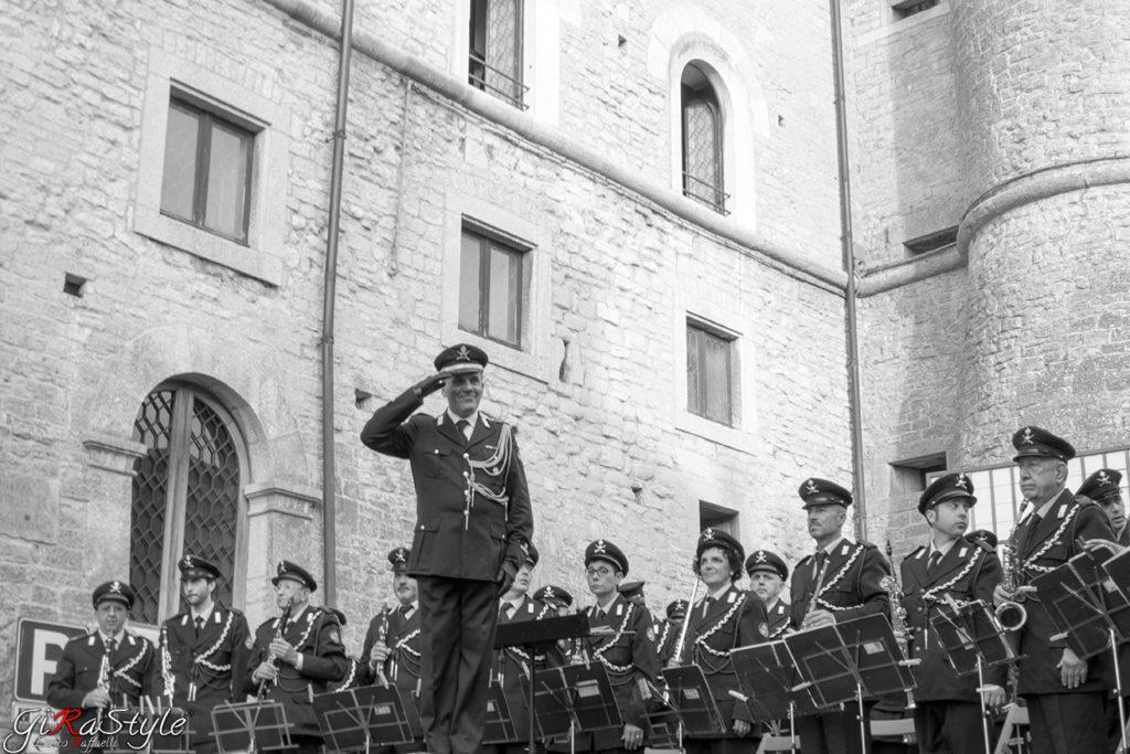 Concerto della Banda Militare