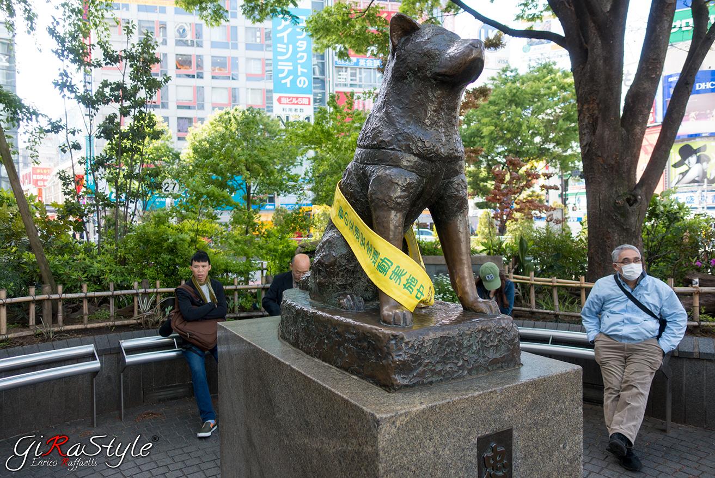 Hachiko Shibuya