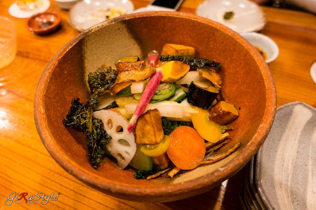 verdure di Kyoto