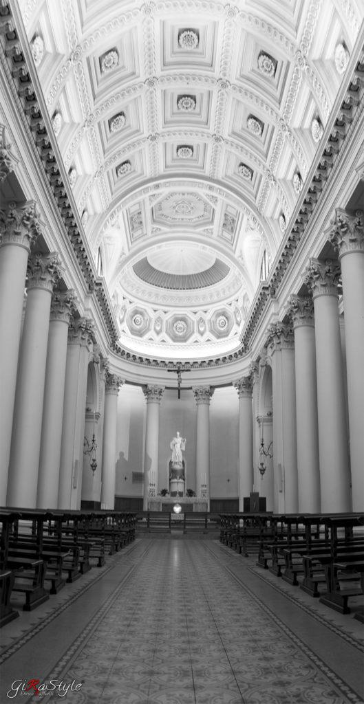 Basilica San Marino interno
